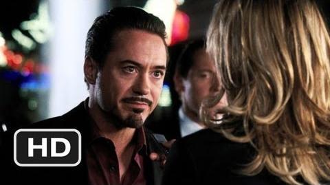 Christine Everhart interviews and UNDERWEAR SEX RAPES Tony Stark