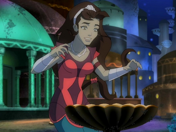 Image - Lori Lemaris.png - Young Justice Wiki: The Young ...