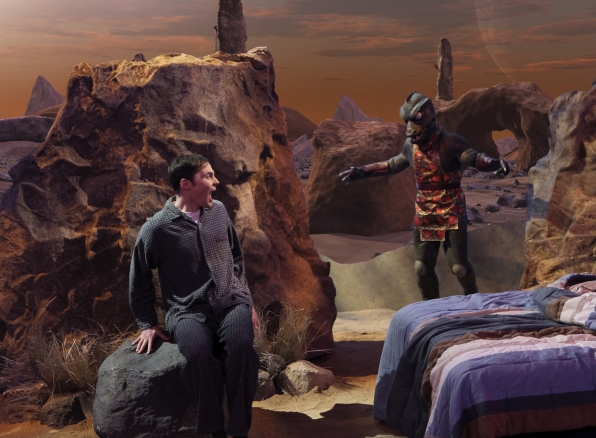 big bang theory howard mars rover - photo #13