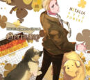 Hetalia Character CD Vol. 2 Germany