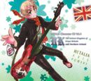 Hetalia Character CD Vol. 4 UK