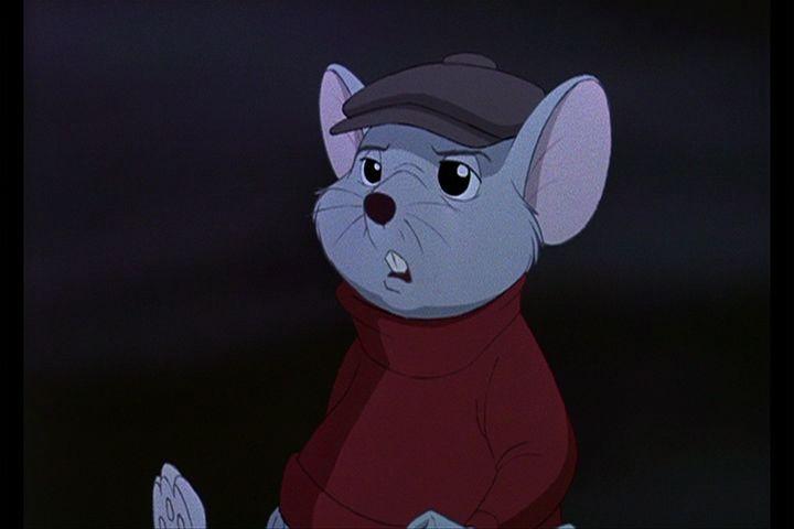 Bernard The Rescuers Disney Wiki