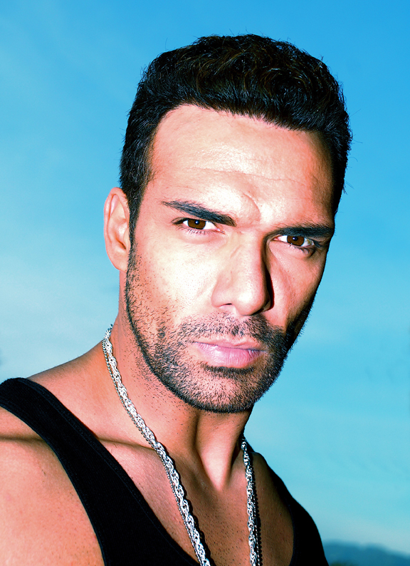 DARREN SHAHLAVI - Arrow and The Flash Wiki