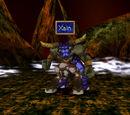 Xain (Legend of Legaia Boss)