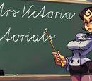 Mrs. Victoria