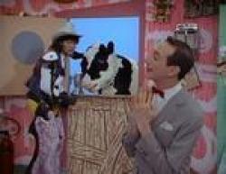 Pee wee s Spielhaus Cowboy