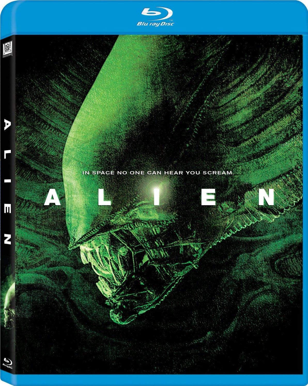 Alien: El Octavo Pasajero [BD25]