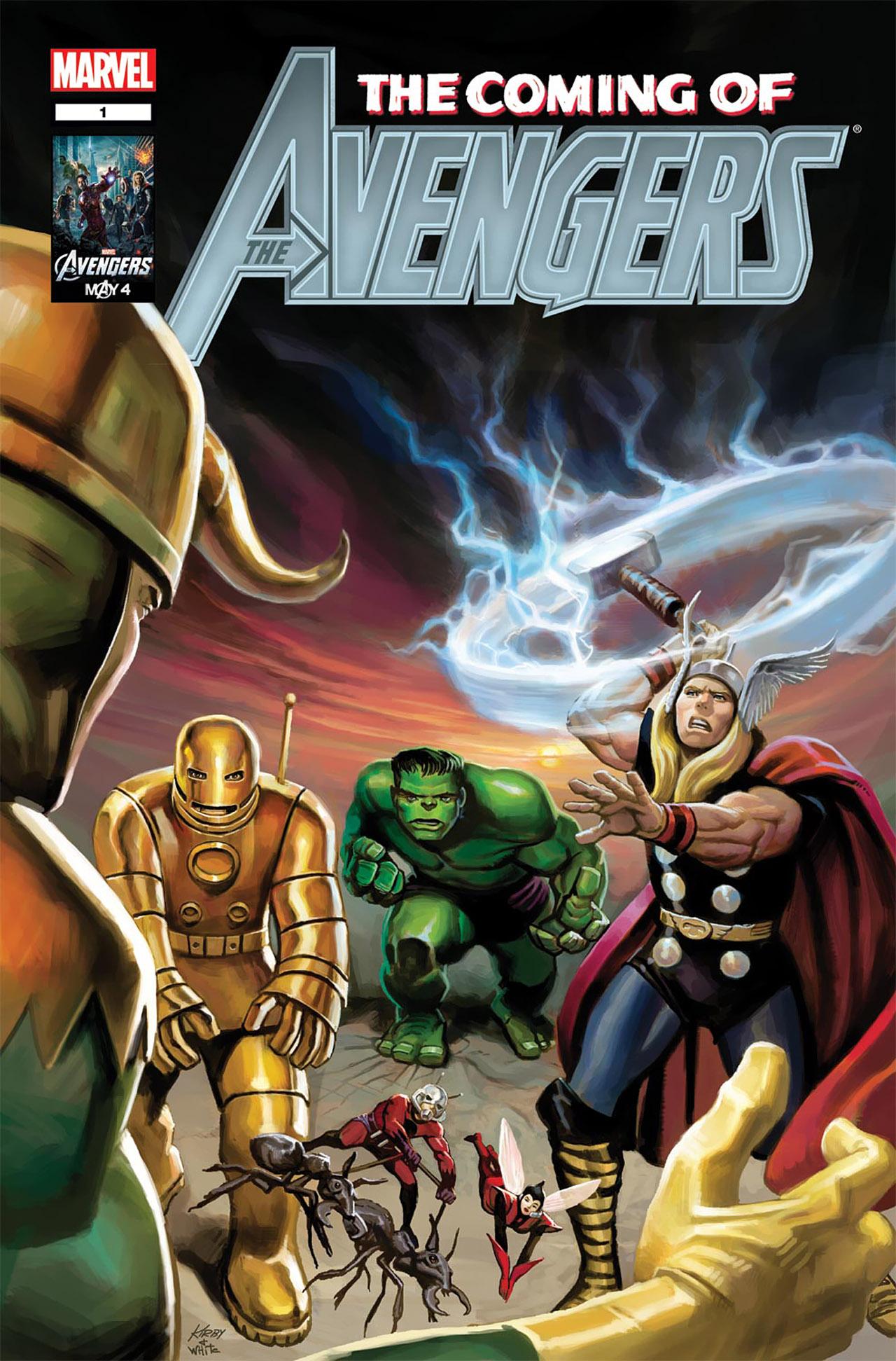 The Avengers: Marvel Comics Database