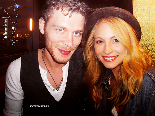 joseph morgan and candice accola are they dating