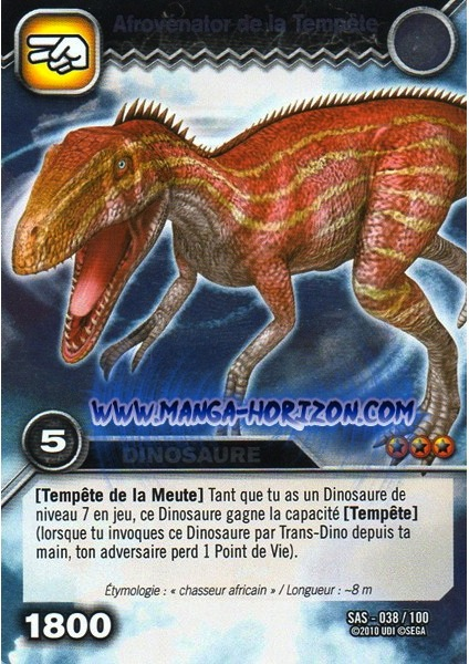 gallery images and information dinosaur king gojirasaurus card