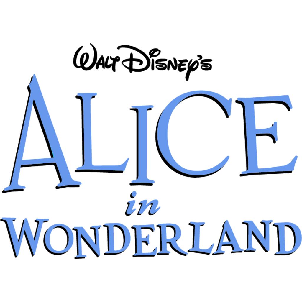 Alice in Wonderland (film) - Logopedia, the logo and ...