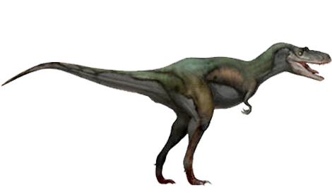 AlbertosaurusJurassic Fight Club Dromaeosaurus