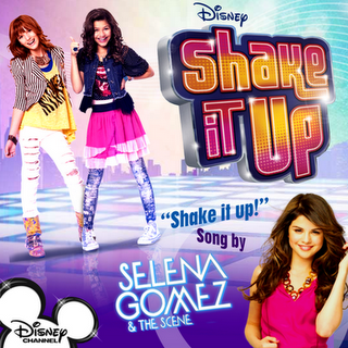 Shake it up song disney wiki for 1234 get on the dance floor star cast
