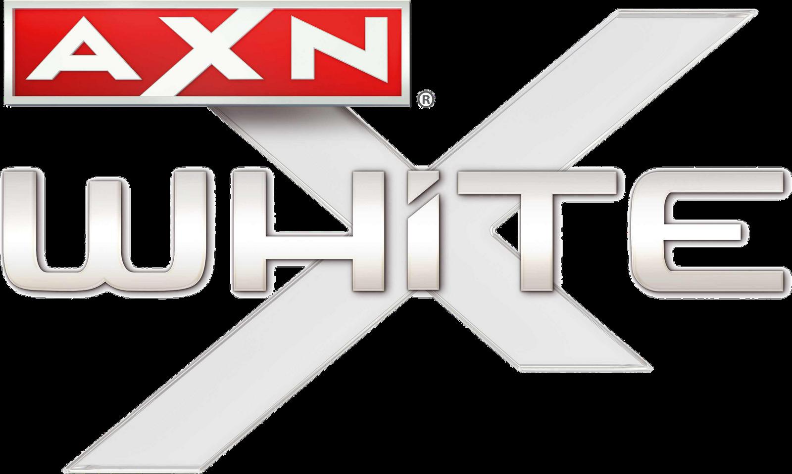 Axn White Logopedia The Logo And Branding Site