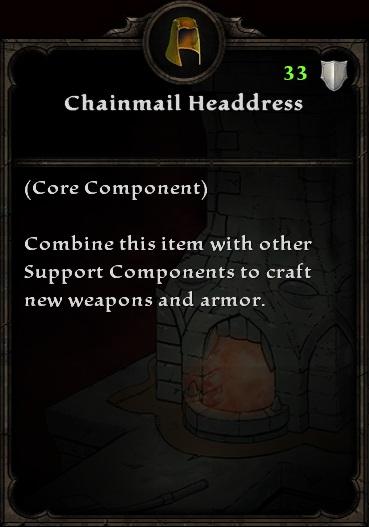 Chainmail Headdress - Amalur Wiki