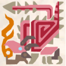 MH3G-Pink Rathian Icon.png