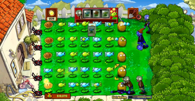 Plants vs zombies slot machine pechanga
