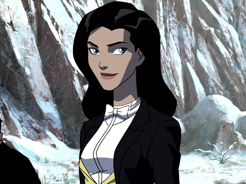 Zatanna - Young Justice Wiki: The Young Justice resource ...