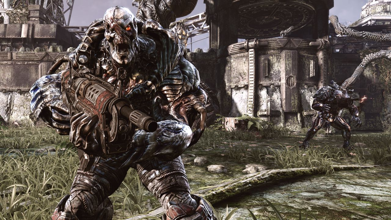 lambent gears war drone wretches