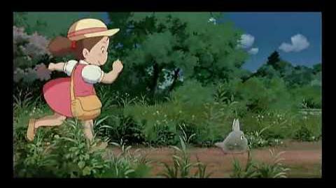 Mein Nachbar Totoro - Offizieller Trailer