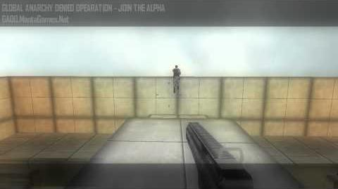 Global Anarchy Denied Operation Epic Game Winning Kill!