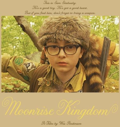 sam shakusky in moonrise kingdom by wes anderson Moonrise kingdom is a 2012 american film directed by wes anderson jared gilman as sam shakusky kara hayward as suzy bishop.