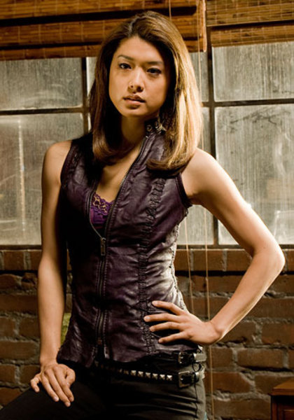 grace park and the deer