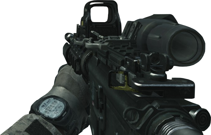 M4a1 Hybrid Sight File:m4a1 Hybrid Sight Off