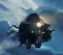 Motocicletta volante