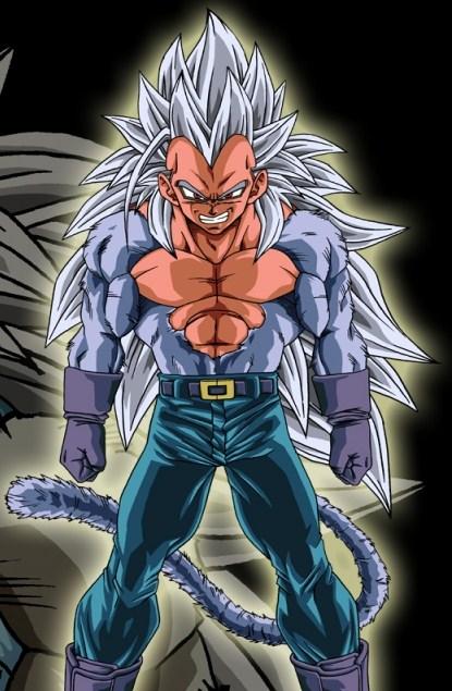Image - Vegeta SSJ5.jpg - Ultra Dragon Ball Wiki