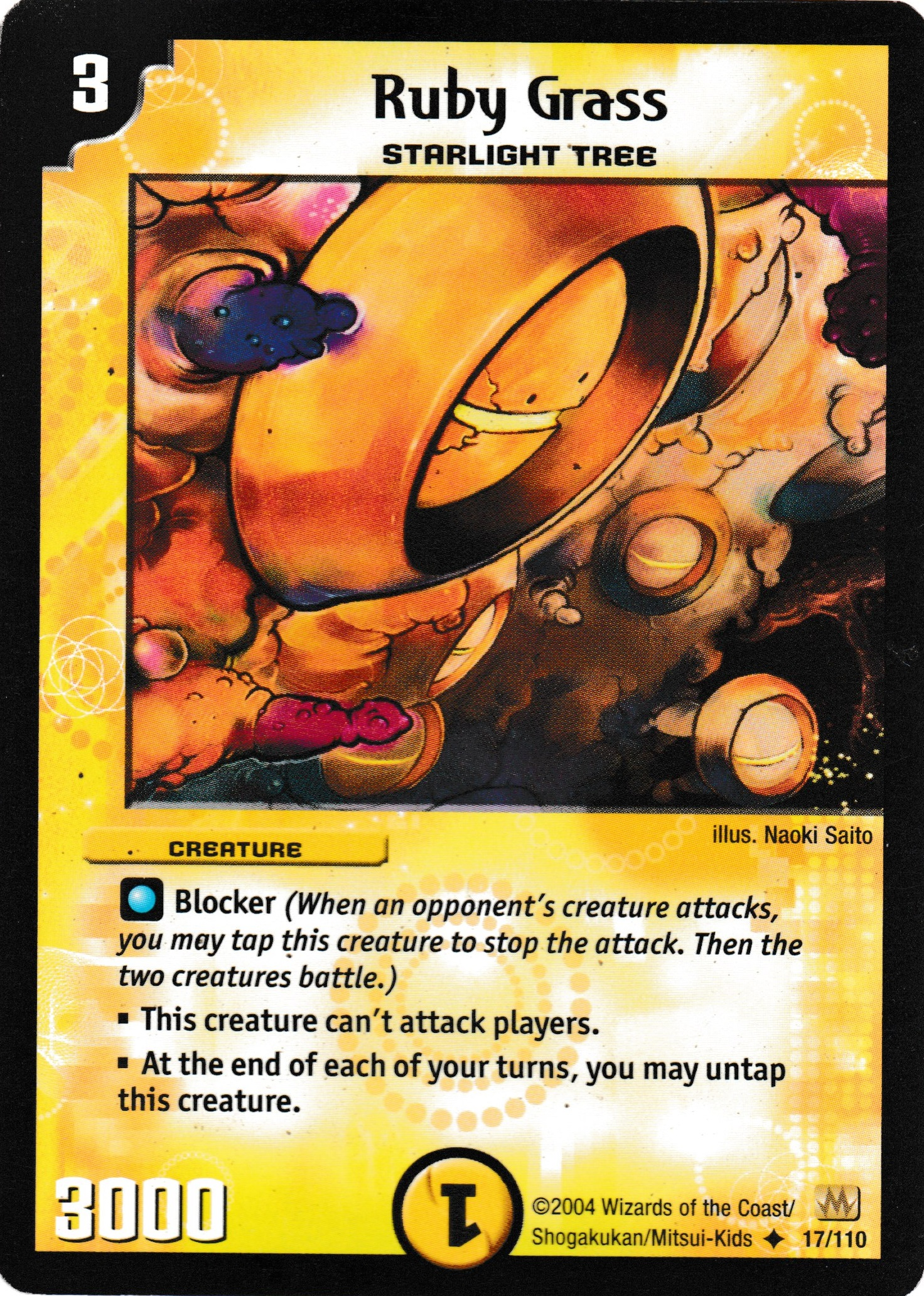 DM-01 Base Set - Käyttökelpoisimmat kortit RubyGrass