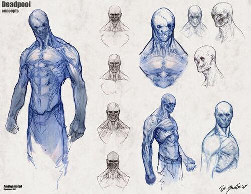 500px-X-men-origins-wolverine-weapon-xi-deadpool-concept-art jpgX Men Deadpool Drawings