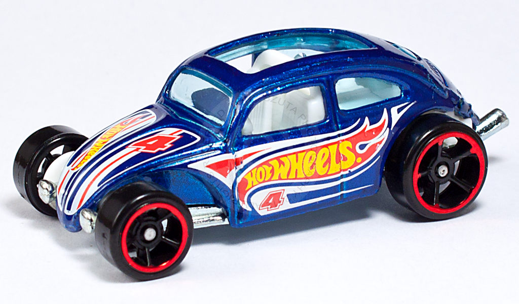 Custom Volkswagen Beetle - Hot Wheels Wiki