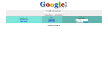 GoogleSept1998
