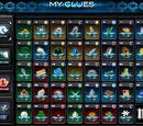 Clue Symbols