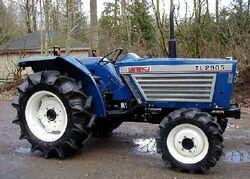 Iseki TL2905 MFWD