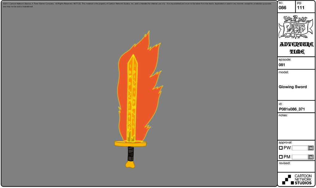 Adventure Time Finn Sword In Web Weirdos