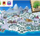 Wyspa Club Penguin