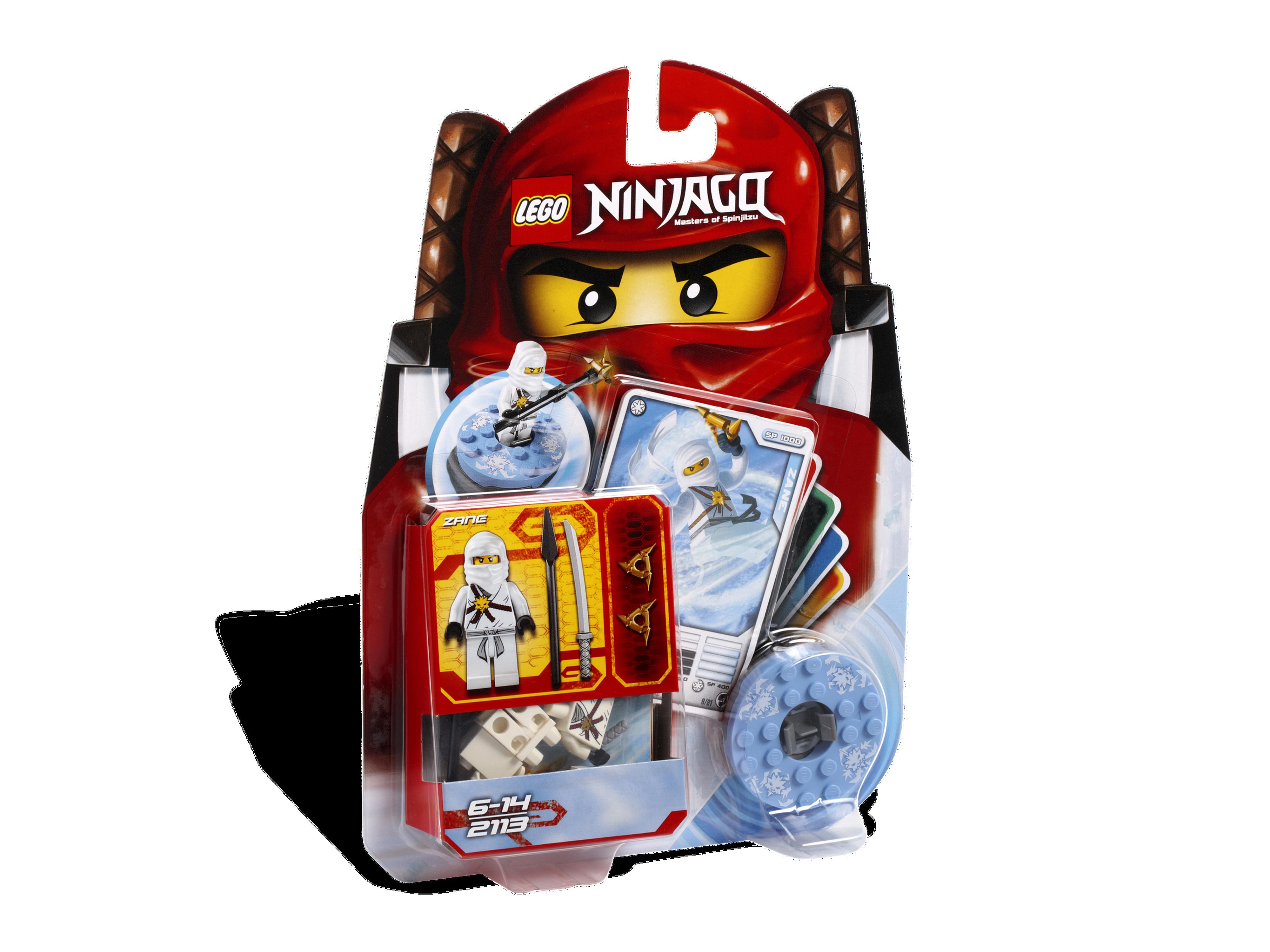 2113 zane brickipedia the lego wiki - Ninjago lego zane ...