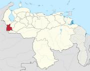 Tachira in Venezuela ( claimed) svg.png