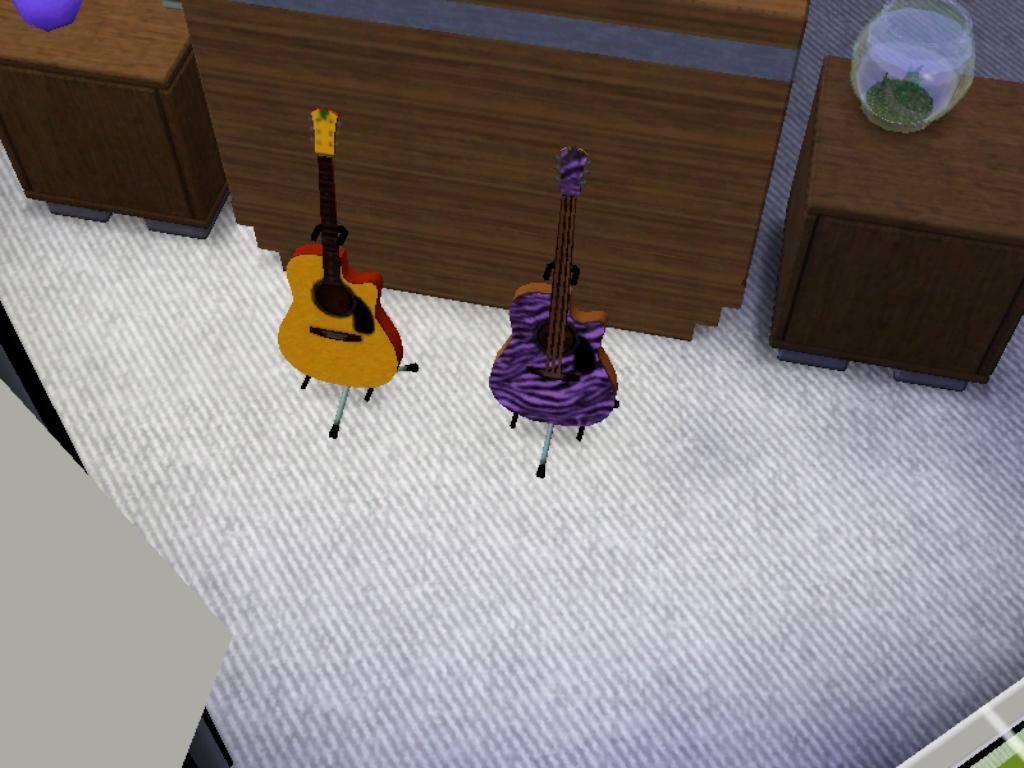 Gitara – Simspedia