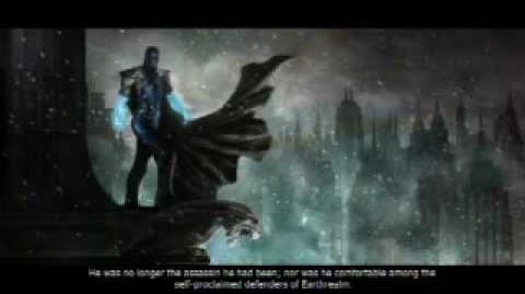 Mortal Kombat VS DC Universe Sub-Zero's Ending
