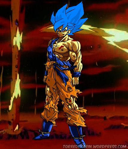 Image - Goku Super Saiyan.jpg - Dragonball Fanon Wiki - Wikia