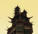 Towering Pagoda