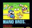 Mario Bros. (GBA and NES)