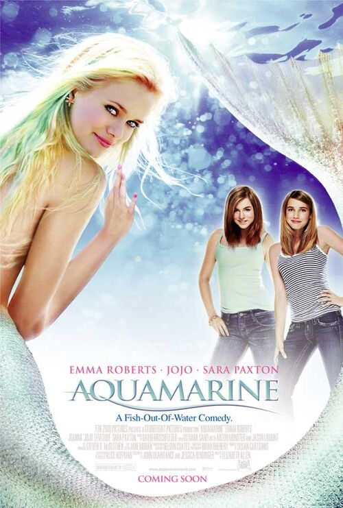 Aquamarine (2006 Film) - Mermaid Wiki - Wikia