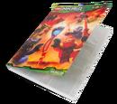 853410 LEGO Ninjago Spinjitzu Card Collection Holder