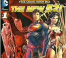 The New 52: FCBD Special Edition Vol 1 1