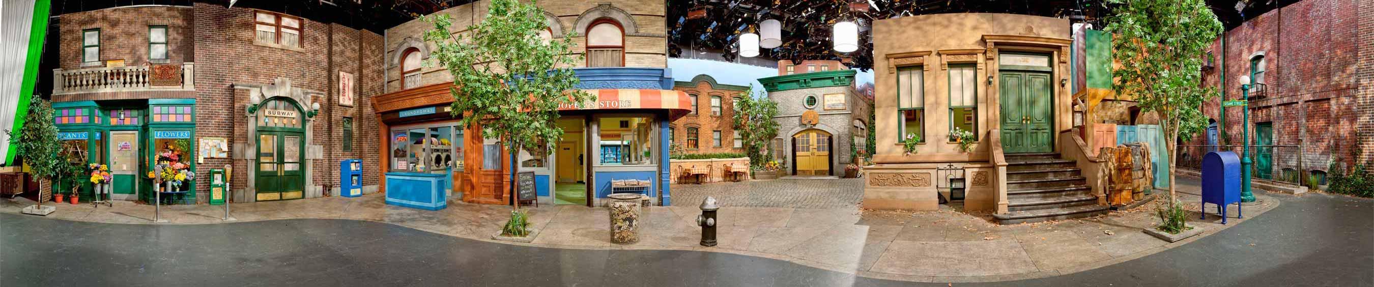 Pin Sesame Street Set Tour Sesame Street Presents Elmo S ... Sesame Street Set Tour
