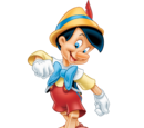 Pinocchio (character)/Gallery